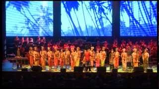 Sound Waves 2012-Asia Major-Indonesian Angklung-Bengawan Solo