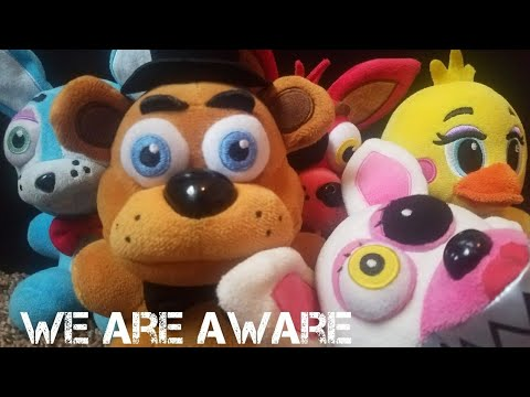 Fnaf 2 We Are Aware plush version