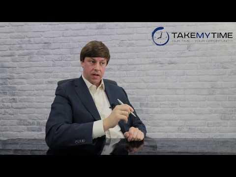 Основатель компании «ТэйкМайТайм» Сергей Климов |Интервью |Поиск работы для топ-менеджеров