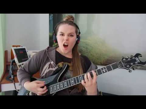 Hardwired - Metallica guitar cover | Adunbee