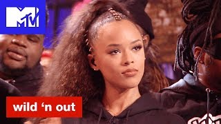 Serayah Cuts the Beat & Goes In On Nick Cannon | Wild 'N Out | #Wildstyle