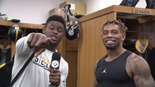 JuJu, Antonio Brown, and Teammates Talk About Back to School