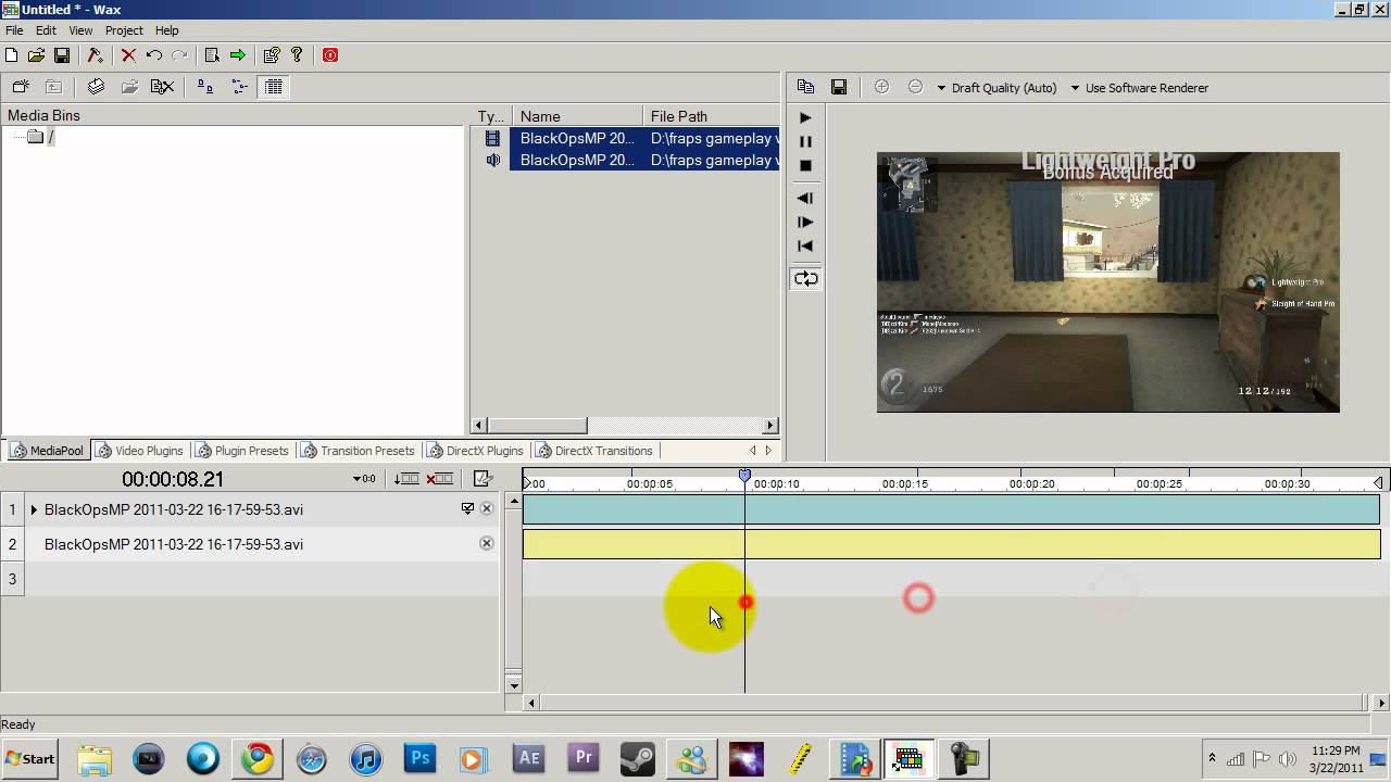 Free Software for Video Editors