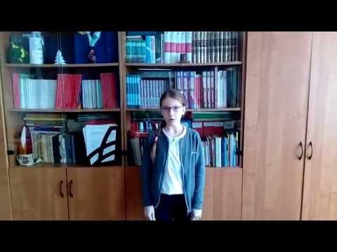 Изображение предпросмотра прочтения – АнастасияЮрдина читает произведение «Майская песенка» В.В.Маяковского
