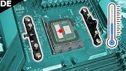 Temperatur bei allen RYZEN 3000 CPUs senken: der8auer RYZEN 3000 OC Bracket