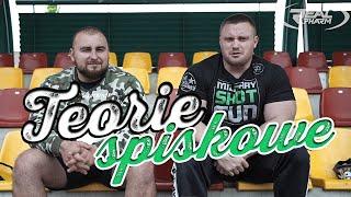 Strong Show - Krzysztof Radzikowski i Konrad Karwat o teoriach spiskowych :D