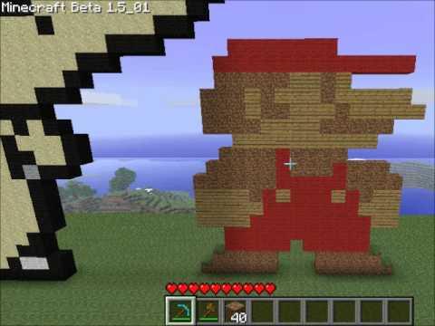 Minecraft Pixelart Vorlagen