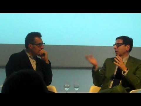Antonio Monda and John Turturro 1.MP4
