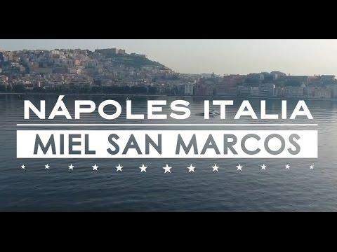 NÁPOLES ITALIA - RESUMEN - MIEL SAN MARCOS ABRIL 2017