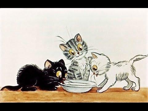 Мультфильм сутеева три котенка смотреть онлайн бесплатно в хорошем качестве