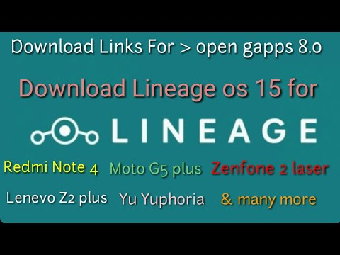 LINEAGE OS 15 Android O Update(check in description)