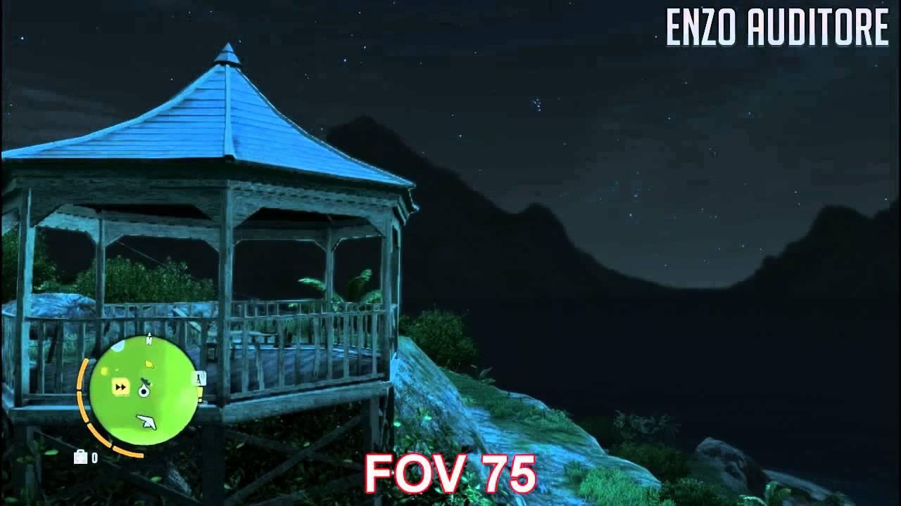 Far Cry 3 - Como mudar o FOV (How to change FOV)