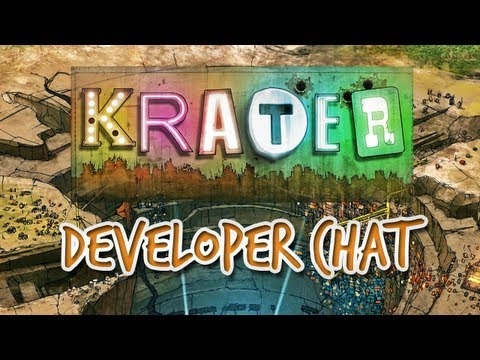 Krater - Developer Chat