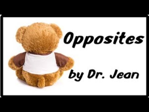 Opposites by Dr  Jean