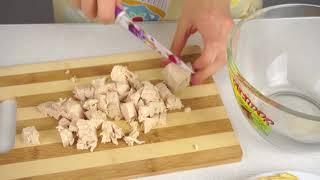 Как нарезать куриное филе?