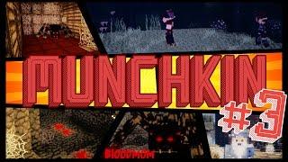 MUNCHKIN [МАНЧКИН] #3: Запутанная история - Minecraft сериал - Flyman House