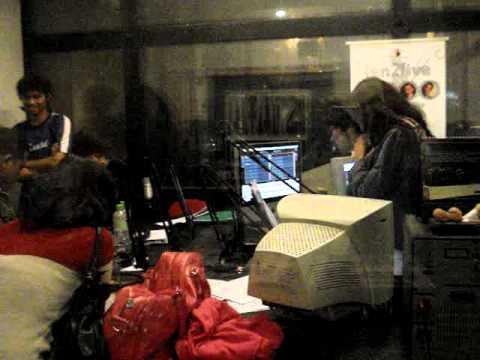 STUDENT ACTIVITY (RADIO BROADCASTING)