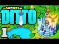 THE SWORDS OF DITTO - Link to the Past! - Let's Play Swords of Ditto Gameplay Part 1 (Roguelite RPG)