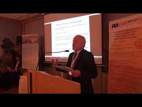 RAEX Conference Frankfurt - 5th of October 2017 - Kustarin