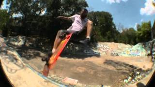 Dylan Jones Skateboarding - Summer 2012.