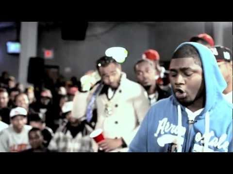 Rap Battle America - B MAGIC vs. POOH BEAR