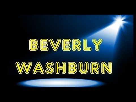 2017 CASE: Salute to Beverly Washburn
