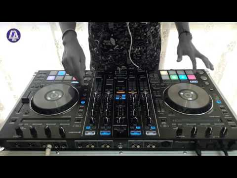Euro-Reggae 70's 80's 90's | Pioneer DDJ-RX | Rekordbox Dj | 2016 | Dj CARLEEX