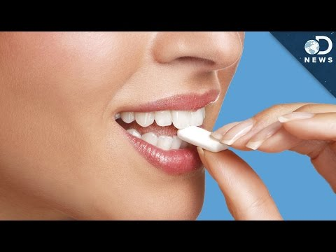 Is Chewing Gum Better Than Flossing?