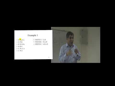 Day 15: Compiler   Follow Set Part 1