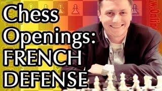 French Defense - Part 1 - Best Beginner Chess Opening for Black
