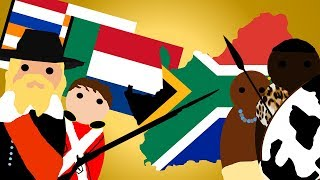 The History of South Africa (3000BC - 1879AD) - with Armchair Historian!
