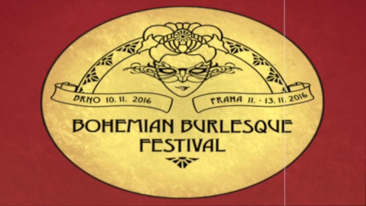 Bohemian Burlesque Festival Bohemian Cabaret in Brno