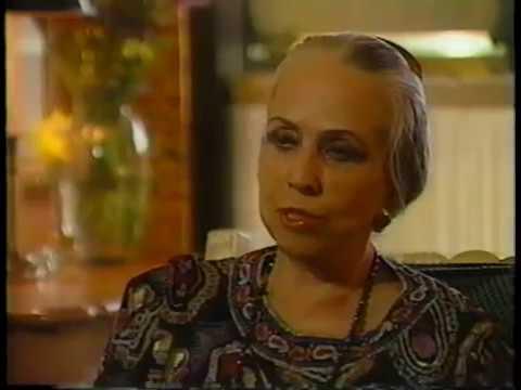 Amalia Hernández y el Ballet Folklórico de México - Entrevista y Documental de 1992