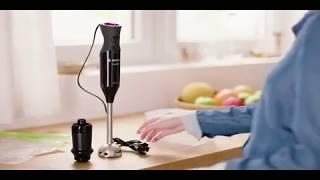 Bosch How To: Vakuum-Zip-Frischhaltebeutel vakuumieren MS6CB61V1 ErgoMixx Stabmixer de DE