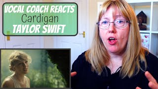 Download lagu Vocal Coach Reacts to Taylor Swift 'Cardigan'
