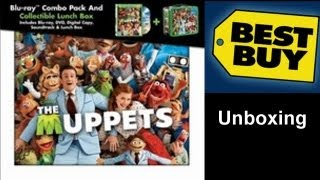 The Muppets - Best Buy Exclusive Blu-ray/DVD Unboxing (Lunchbox) - 2011(, 2012-03-21T09:32:56.000Z)