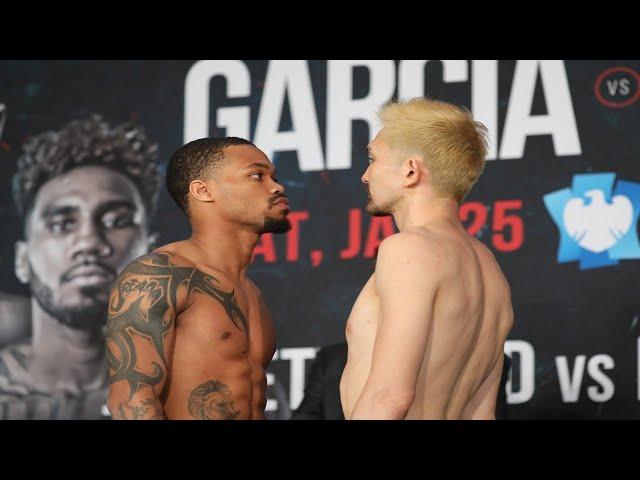 KEESHAWN WILLIAMS VS GAKU TAKAHASHI Weigh In