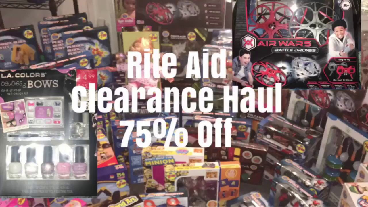 Rite Aid Christmas Hours.Rite Aid After Christmas Clearance Haul 75 Off Amazing Finds
