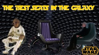 Most Comfy Seats in the Star Wars Galaxy (Analytical Breakdown)