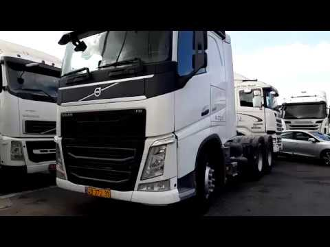 צעיר משאית וולוו 460 שנת 2014 יד ראשונה למכירה. אוטוספין - YouTube TE-13