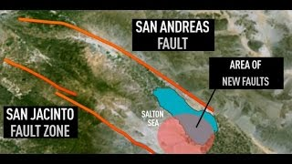Scientists discover new fault line in California