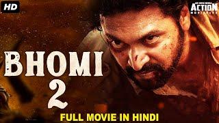 BHOMI 2 Full Movie Hindi Dubbed | Blockbuster Hindi Dubbed Full Action Romantic Movie | South Movie
