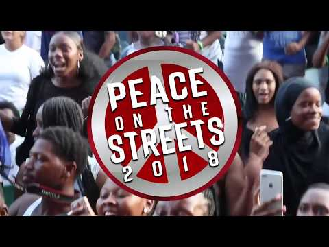 Peace On The Streets (2202) - Don't Miss Our June 2018 Peace On The Streets