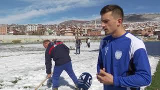 Bora vonon ndeshjen në Rahovec - 03.03.2018 - Klan Kosova