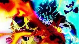 Goku Vs Frieza - Love Sosa AMV
