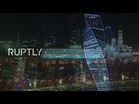 LIVE: Watch Moscow celebrate Earth Hour in total darkness