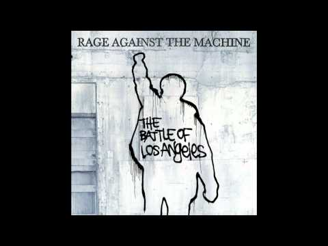 Rage Against The Machine - 7. Born As Ghosts | The Battle Of Los Angeles [1080p HD] mp3