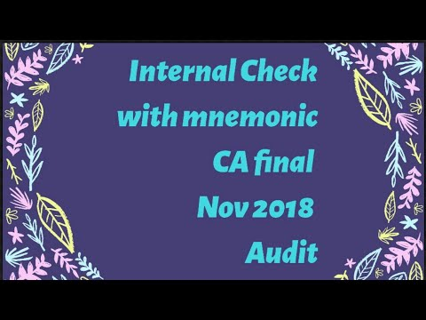 internal check