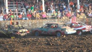 Derby cars 2008 - 2011.wmv