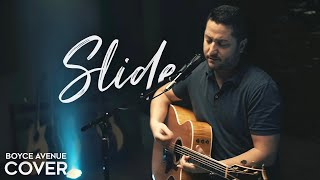Slide - Goo Goo Dolls (Boyce Avenue acoustic cover) on Spotify & Apple
